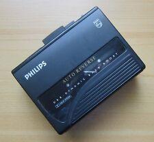 PHILIPS AQ6498 Portable Cassette Player Kassettenspieler Dolby System Bass Boost