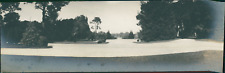 USA, Del Monte (Monterey, California) Vintage silver print. Panoramic View. Vue