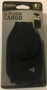 Medium Size Univesal phone Case with Rugged Cargo Clip and Card Slot Nite Ize