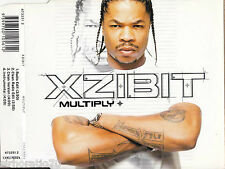 XZIBIT Multiply CD single
