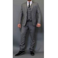 Cappotti e giacche da uomo grigi con colletto Taglia 46