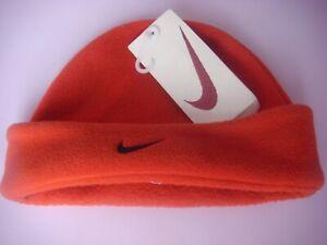 Nike Beanie Hat Fleece Size Youth Unisex For Winter