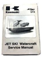 Kawasaki OEM 2009 Jet Ski STX Watercraft Factory Service Manual 99924-1420-01