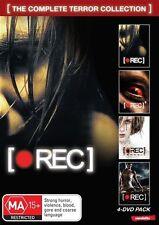 Rec: 4 PACK NEW R4 DVD