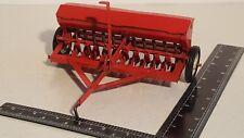 Tru-Scale Drill 1/16 pressed steel farm implement replica collectible