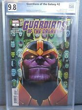 Guardians of the Galaxy #2 Marvel Comic PGX 9.8 4/19