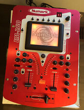 Numark EM-260 2-channel DJ Mixer with Kaoss pad EM260