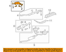 GM OEM-Catalytic Converter 15903506