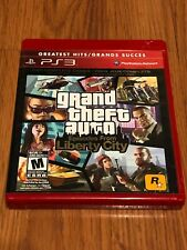 Grand Theft Auto: Episodes From Liberty City (Sony PlayStation 3, 2010) Good