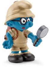 Les Schtroumpfs figurine Schtroumpf de la Jungle avec Loupe brainy smurf 207783