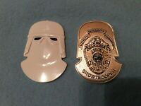 Disney Star Wars Hoth Snowtrooper Alaska State Trooper Police Challenge Coin
