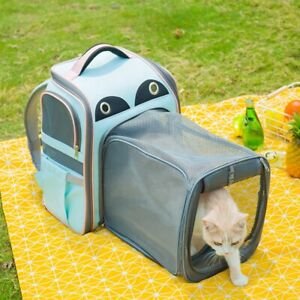 LDLC Cute Portable oxford pet backpack folding cat dog carriers pet houses