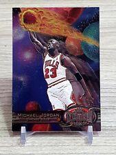 MICHAEL JORDAN 1997-98 FLEER METAL UNIVERSE #23