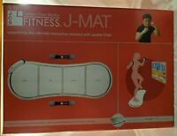 JACKIE CHAN XaviXPORT FITNESS WORKOUT J-MAT, WEIGHTS, USER'S GUIDE