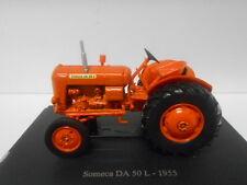 SOMECA DA 50 L 1955 TRACTOR SCHLEPPER HACHETTE G083 1/43