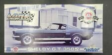 Lane Collectibles Shelby Mustang GT-350-s Green Diecast 1/18
