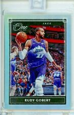 RUDY GOBERT 2019-20 Panini ONE and ONE Encased Refractor Sp /99
