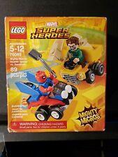 Lego Marvel Super Heroes 76089 Mighty Micros: Scarlet Spider vs. Sandman