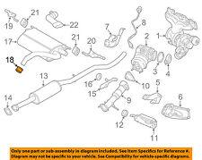 VOLVO OEM 15-18 S60 2.0L-L4 Exhaust-Rear Muffler Clamp 30738976