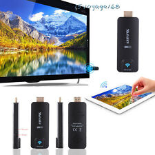 A2W Miracast TV AirPlay Measy Dongle DLAN Airplay EZCast HDMI 4K Ultra Fll HD