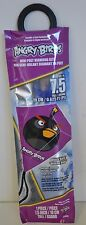 "NEW 7.5""  Mini Poly Diamond Kite FLY XKites ANGRY BIRDS Blackbird Skytails"