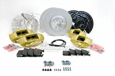 BMW M Performance Brake System, Yellow F30 F31 F32 F33 F34 F36 Big Brembo Kit