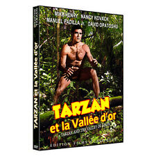 TARZAN et la vallée d'or (Mike Henry)
