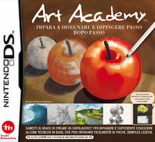 Videogame Art Academy NDS