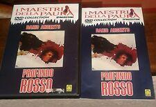 profondo rosso edizione edicola dvd+libretto dario argento cultmovie