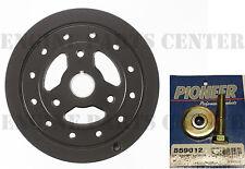 "PIONEER Harmonic Balancer Damper+BOLT for Chevy SB 383 400 8"" EXTERNAL"