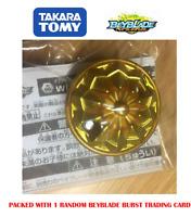 TAKARA TOMY Beyblade Burst WBBA Charge Driver GOLD TURBO Ver.  (Japan) US Seller