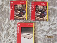Vintage Apple IIc Manuals - Apple Logo II Reference, Programming, Imagewriter