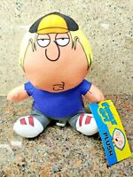"New Family Guy Chris Griffin Plush Soft Toy Doll TV Cartoon Character 7"" Fox"