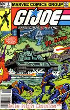 GI JOE #5 NEWSSTAND Fine Comics Book