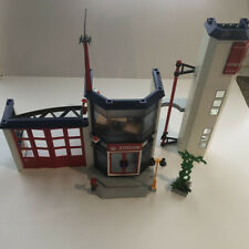 Playmobil 4819 Fire Station & Firefighters Retired - Read
