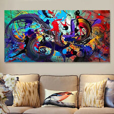 Abstract Modern Canvas Print Painting Picture Home Wall Art Decor Unframed