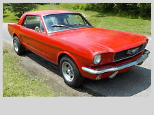 1966 Ford Mustang **NO RESERVE** Coupe
