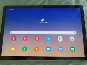 "Samsung T835 Galaxy Tab S4 weiß 64GB LTE Android Tablet 10.5"" 4GB RAM NanoSIM"
