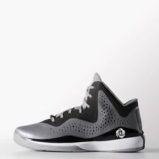 Mens Adidas D ROSE 773 III Basketball Shoes C75724  SILVER BLACK WHITE sz 12.5