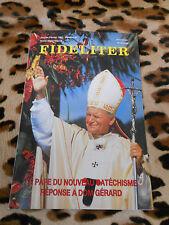 Revue - FIDELITER n° 97, 1994