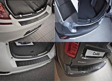 Fiat Tipo 5 Porte à Partir De 2016 Pare-Chocs Inox Rabattement Optique Carbone