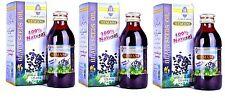 3 Pack Hemani Black Seed Oil125ml 100% Natural Kolanji /Cumin/Nigella Sativa Oil