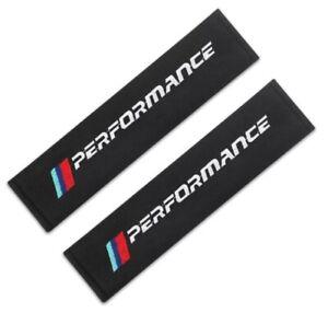 BMW Seat Belt Pads x 2