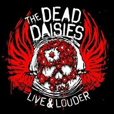 The Dead Daisies-Live & LOUDER CD + DVD NUOVO