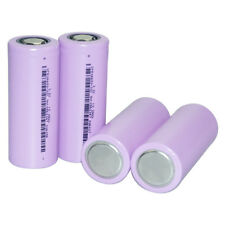 4pcs LiFePO4 3.2V Volt IFR 26650-32C 3.2Ah  Rechargeable Battery Cells 3200mAh