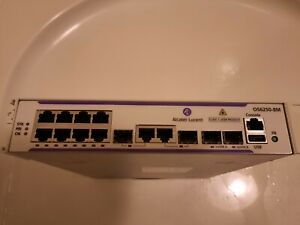 "Alcatel-Lucent OS6250-8M with 19"" Rack Mount Bracket"