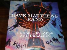 DAVE MATTHEWS BAND STEFAN LESSARD SIGNED UNDER THE TABLE AND DREAMIN VINYL ALBUM