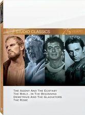 Charlton Heston The Bible DVDs & Blu-ray Discs