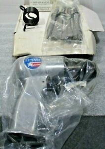 Campbell Hausfeld TL 1003  Pneumatic Air Chisel Hammer w/Spring & 4 Tools