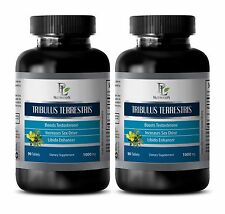 Testosterone steroid - TRIBULUS TERRESTRIS 1000mg - Bodybuilding supplement -180